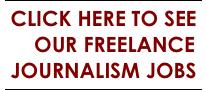freelance journalism jobs
