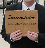 journalism internship